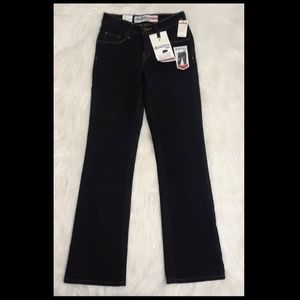Denizen Levi's TOTALLY SHAPING Boot Cut Jeans